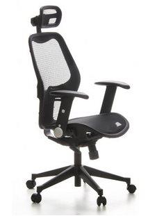 sedia direzionale schienale a rete