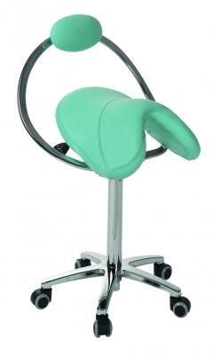 ergonomic stool surgeon backrest