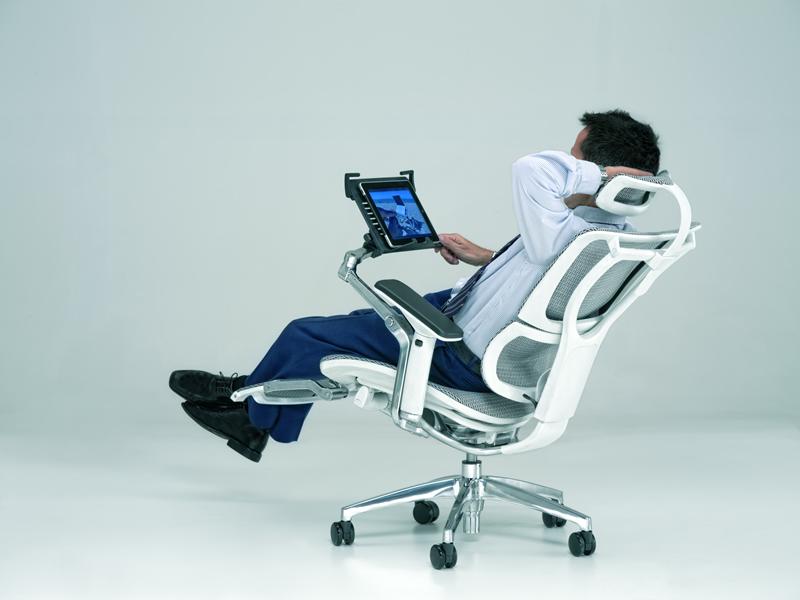 sedia ergo reclinabile