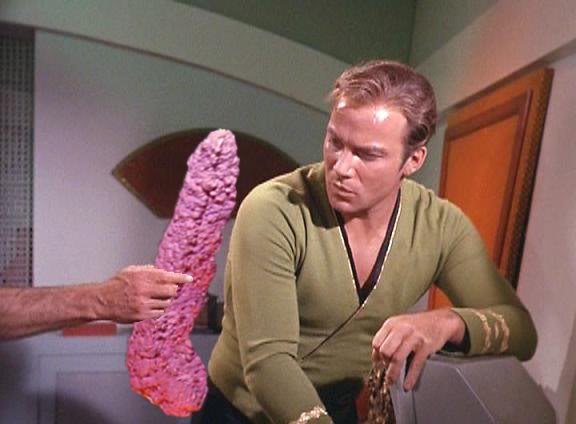 star trek penis rock