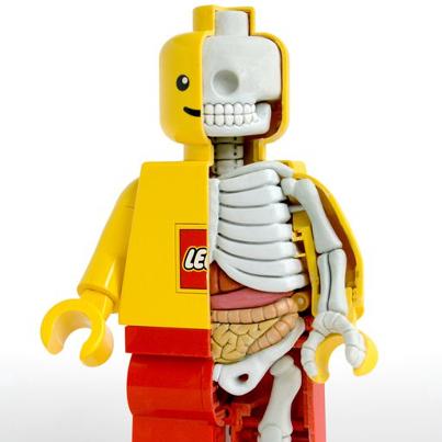 lego scheletro
