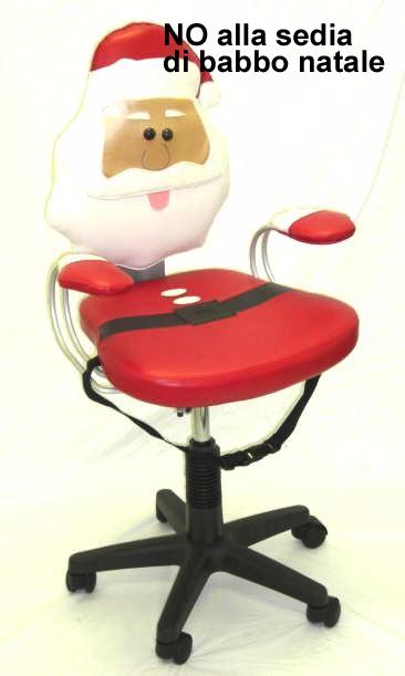 Non regalare sedie ergonomiche a natale for Sedie in regalo