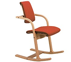 Model Ergo Varier Actulum Reception Chair Size Standard The Ergonomic Has Single Merit Of Having Limited Rocking