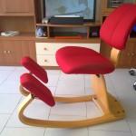 vendo sedia ergo usata stokke oposit compra e vendi