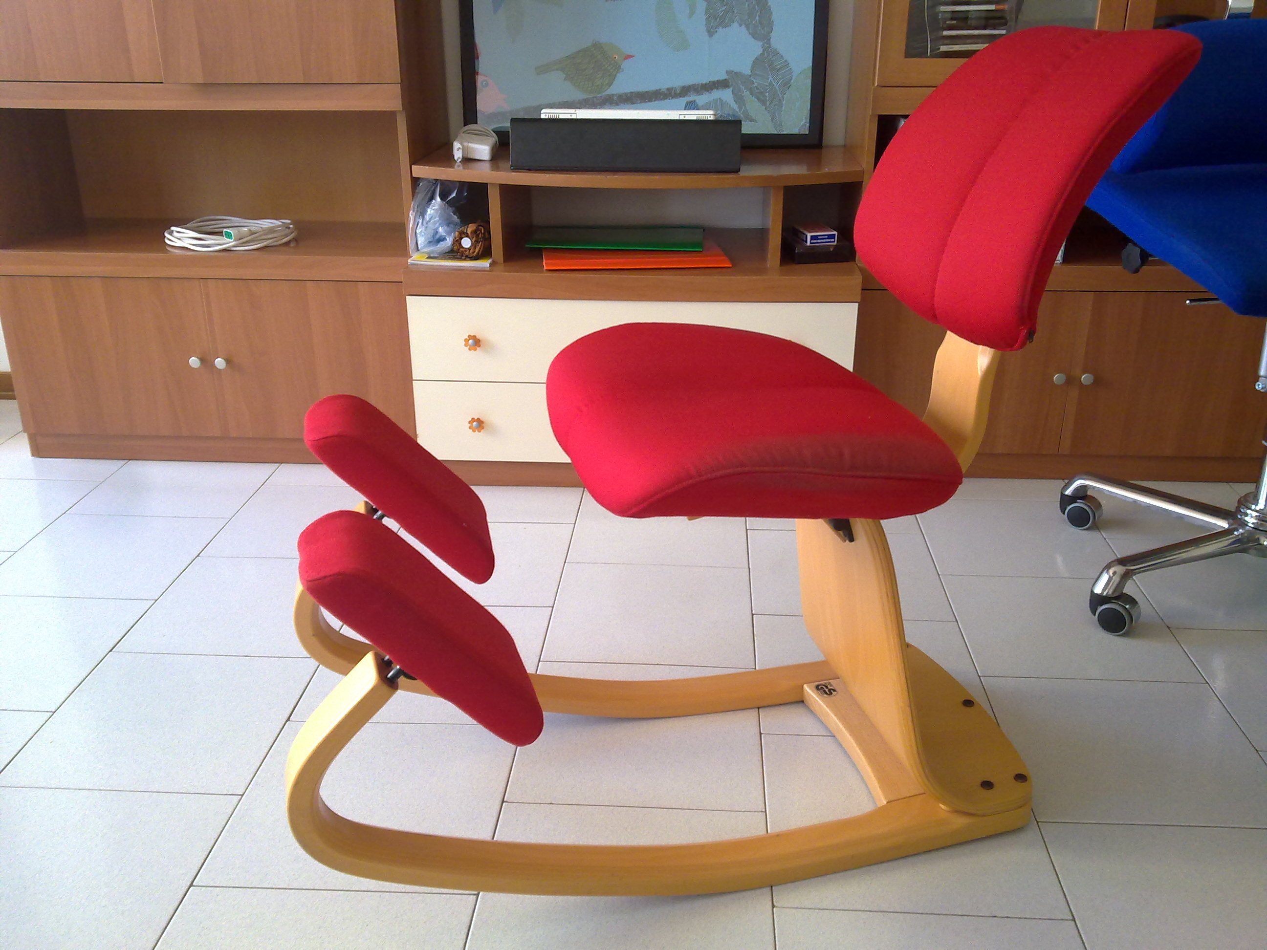 Vendo sedia ergo usata stokke oposit compra e vendi for Sedia design usata