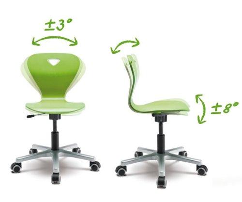 Sedia Lavoro Ergonomica.Le 10 Migliori Sedie Ergonomiche Da Ufficio Di Sempre