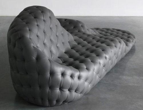 Divani ergonomici e Chaise Longue tipo Le Corbusier