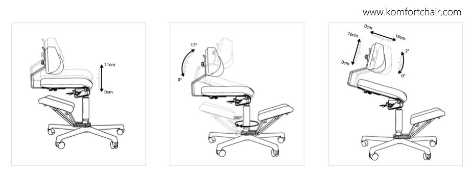 italian ergonomic chair