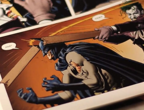 Batman Killing Joke (video recensione del fumetto)