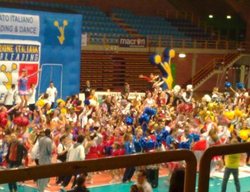 CICD 2012 – Campionato Italiano Cheerleading & Dance a Salsomaggiore 3 e 4 marzo