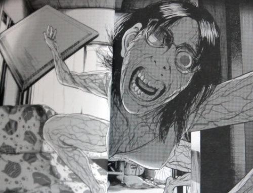 I Am A Hero, fumetti con zombie
